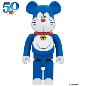 BE@RBRICK / Bearbrick Doraemon 1000% 50th Anniversary Limited Edition [Medicom Toy]