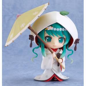 Hatsune Miku Ichigo Shiromuku Ver. Snow 2013 [Nendoroid 303]