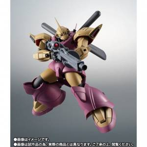 Robot Spirits Side MS MS-14Fs Gelgoog M commander machine (Garahau Custom) ver. A.N.I.M.E. Limited Edition [Bandai]