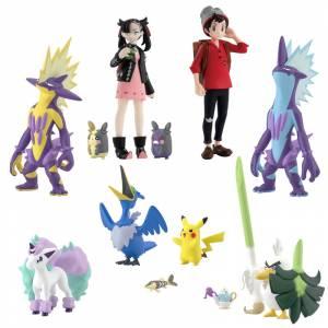 Pokemon Scale World Galar Region Vol.2 Set 10 Pack BOX [Bandai]
