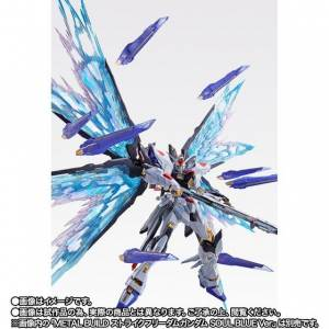 Metal Build Strike Freedom Gundam Wings of Light Option Set SOUL BLUE Ver. Limited [Bandai]