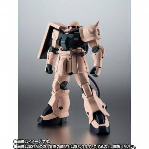 Robot Spirits Side MS MS-06F-2 Zaku II F2 type federal military specification ver. A.N.I.M.E. Limited Edition [Bandai]