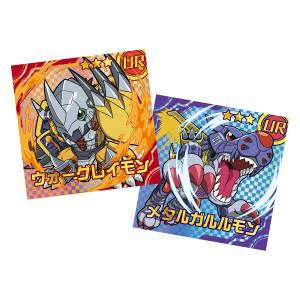 Digimon Sticker Wafer 20Pack BOX (CANDY TOY) [Bandai]