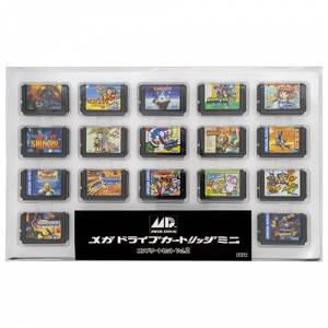 SEGA Mega Drive Cartridge Mini Complete Set Vol.2 [Goods]