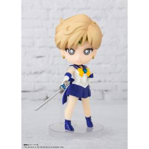 Figuarts Mini Super Sailor Uranus -Eternal edition- Sailor Moon [Bandai]