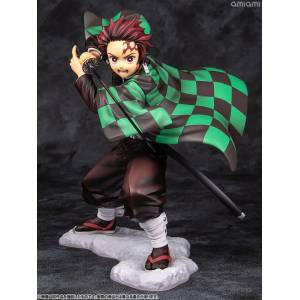 Demon Slayer: Kimetsu no Yaiba Tanjiro Kamado - Reissue [ARTFX J]