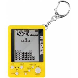 Tetris Mini Yellow [Gametech]