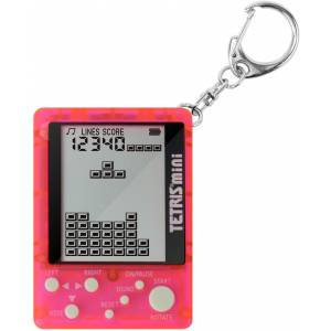 Tetris Mini clear Pink [Gametech]