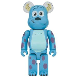 BE@RBRICK / BEARBRICK 1000% SULLEY - MONSTERS, INC LIMITED EDITION [Medicom Toy]