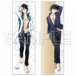 "Dakimakura Cover ""The Irregular at Magic High School"" Tatsuya Shiba Dengekiya Limited Edition [Goods]"