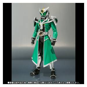 Kamen Rider Wizard - Hurricane Dragon (Limited Edition) [S.H.Figuarts]