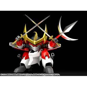 PLAMAX MS-10 Mashin Hero Wataru Senoumaru Plastic Model [Max Factory]
