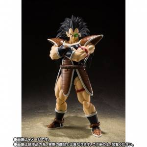SH Figuarts Raditz Dragon Ball Z Limited Edition [Bandai]