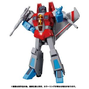 Transformers Masterpiece MP-52 Starscream Ver.2.0 [Takara Tomy]