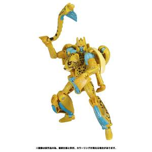 Transformers Kingdom KD-03 Cheetah [Takara Tomy]