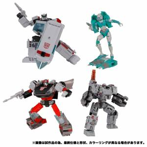 Transformer Earth Rise ER Set EX-20-22 LIMITED EDITION [Takara Tomy]