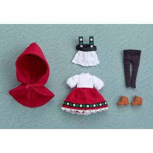 Nendoroid Doll Outfit Set Little Red Riding Hood [Nendoroid]