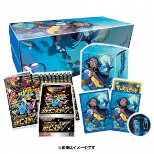 Pokemon Card Game Sword & Shield High Class Pack Shiny Star V Rurina Special Set  [Trading Cards]