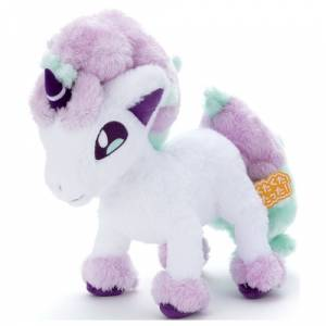 Pokemon Plush Galarian Ponyta M size [Plush Toy]