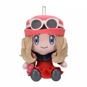 Pokemon Plush Pokemon Trainers Serena [Plush Toy]