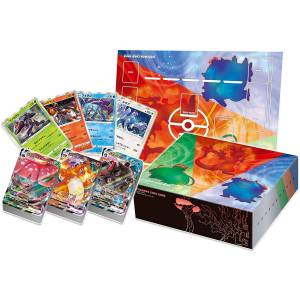 Pokemon Card Game Sword & Shield Starter Set VMAX Battle Triple Starter Set [Trading Cards]