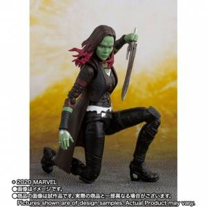 SH Figuarts Gamora (Avengers Infinity War) Limited Edition [Bandai]