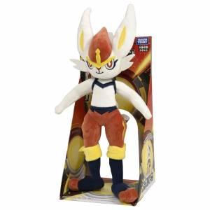 Pokemon Plush Cinderace [Plush Toy]