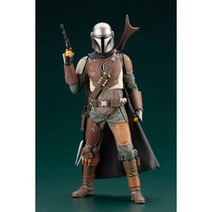 ARTFX+ Star Wars: The Mandalorian: Mandalorian 1/10 Easy Assembly Kit [Kotobukiya]