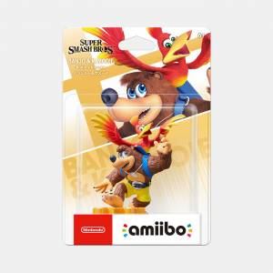 Amiibo Banjo & Kazooie Super Smash Bros. SERIES [Switch]