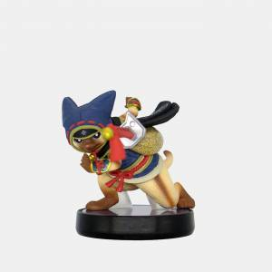 Amiibo Otomo Airou Monster Hunter Rise [Switch]