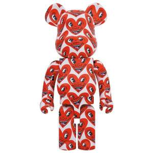BE@RBRICK / BEARBRICK 1000% KEITH HARING LIMITED EDITION [Medicom Toy]