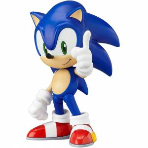 Sonic the Hedgehog - Sonic the Hedgehog [Nendoroid 214]