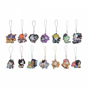 Rubber Strap Collection Pokemon Trainers vol.2 BOX [Goods]