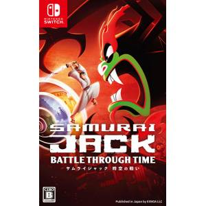 Samurai Jack: Battle Through Time [Switch]