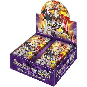 Battle Spirits Chapter 3 Shiden (World Break) Booster Pack (BS54) 16 Pack BOX [Trading Cards]