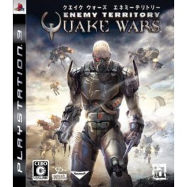 Quake Wars - Enemy Territory [PS3 - Used Good Condition]