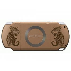 PSP Slim & Lite - Monster Hunter Portable 2nd G Hunter Pack (w/ PSP-2000 - occasion)