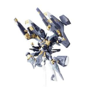 Zone of the Enders - Jehuty & Vector Cannon [Revoltech Yamaguchi No.120]