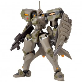 Muv-Luv-MiG-21 Balalaika Schwarzesmarken Type [Revoltech Alternative No.006]