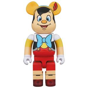 BE@RBRICK / BEARBRICK 1000% PINOCCHIO LIMITED EDITION [Medicom Toy]