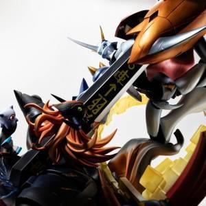 VS Series Digimon Adventure Our War Game! Omegamon vs Diablomon Limited Edition [MegaHouse]