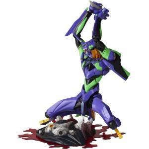 Neon Genesis Evangelion -EVA-01 TEST TYPE [Revoltech Yamaguchi No.100]