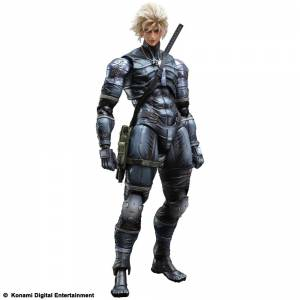 Metal Gear Solid 2 - Raiden [Play Arts Kai]