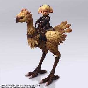 BRING ARTS Final Fantasy XI Shantotto & Chocobo [Square Enix]