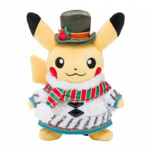 Pokemon Plush Christmas Wonderland Pikachu [Plush Toy]
