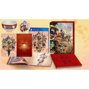 Sakuna: Of Rice and Ruin Limited Edition Famitsu DX Pack [PS4]