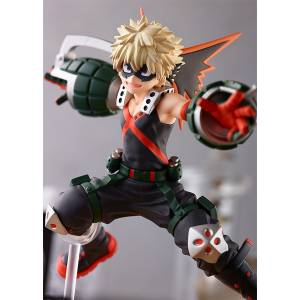 POP UP PARADE My Hero Academia - Katsuki Bakugo: Hero Costume [Good Smile Company]