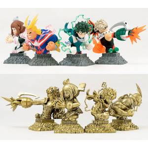 My Hero Academia Bust Heroes 8 Pack BOX (CANDY TOY) [F-Toys]
