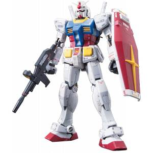 RG 1/144 RX-78-2 Gundam Plastic Model [Bandai]
