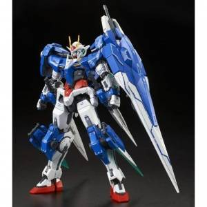 RG 1/144 00 Gundam Seven Sword Celestial Being GN-0000/7S Plastic Model [Bandai]